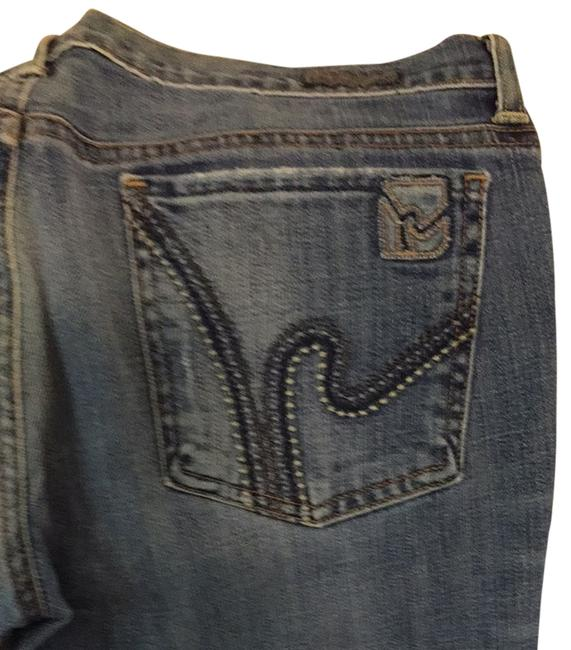 Citizens of Humanity Distressed Boot Cut Jeans Size 30 (6, M) Citizens of Humanity Distressed Boot Cut Jeans Size 30 (6, M) Image 1