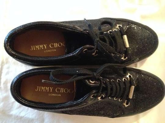 Jimmy Choo Black Athletic