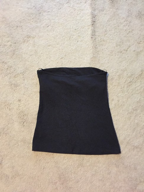 H&M Black Halter Top