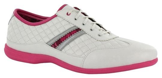 Callaway Golf Ladies Golf White And Pink Athletic