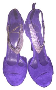 Brian Atwood Purple Formal