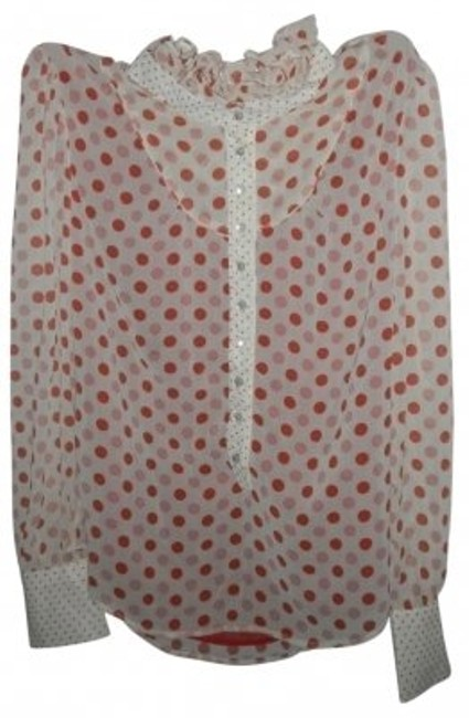 Preload https://img-static.tradesy.com/item/37379/old-navy-grey-floral-long-sleeved-sheer-polka-dotted-blouse-size-10-m-0-0-650-650.jpg