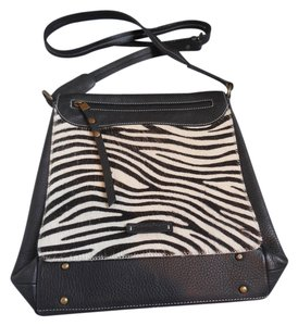 Other Calf Hair Design Shoulder Bag