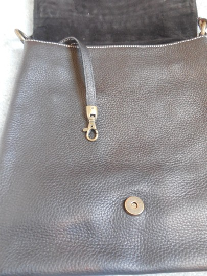 Other Calf Hair Leather Design Shoulder Bag