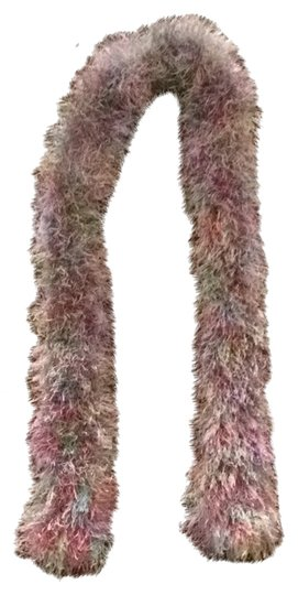 Other Multi-colored Knitted Scarf
