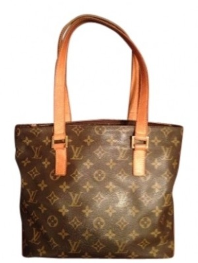 Preload https://item1.tradesy.com/images/louis-vuitton-cabas-piano-tote-serial-vi0021-classic-vu-browns-leather-shoulder-bag-37385-0-0.jpg?width=440&height=440