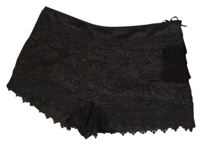 Other Crochet Crochet Mini/Short Shorts Black