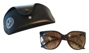 Ray-Ban Ray Ban Cats 1000 Tortoise/Brown Gradient