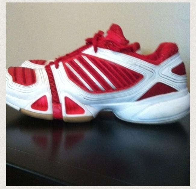 Item - Red Sneakers Size US 7.5 Wide (C, D)