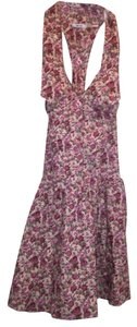 Urban Outfitters short dress Floral Pink on Tradesy