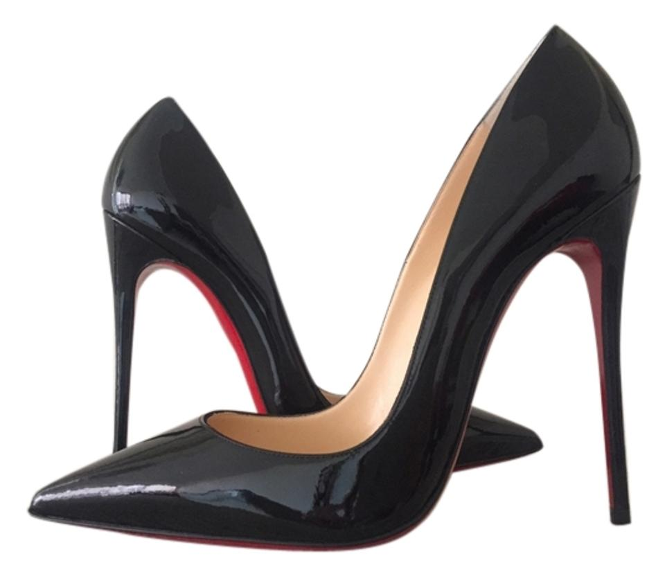 55f94d4edd1 Christian Louboutin Black So Kate 120mm Eu35.5 Pumps Size US 5.5 Regular  (M, B)