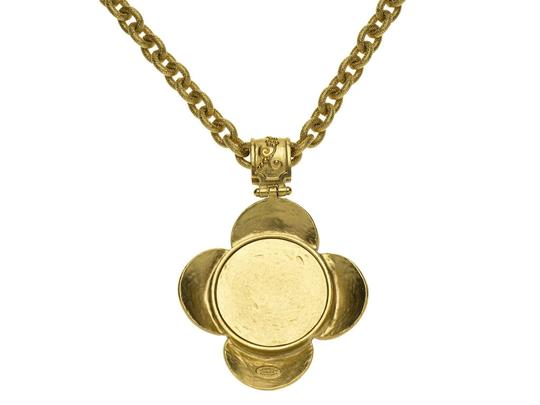 Chanel Chanel 95A Vintage Mirror Necklace