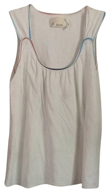 Preload https://item2.tradesy.com/images/trovata-white-with-multi-trim-tank-topcami-size-6-s-3739696-0-0.jpg?width=400&height=650