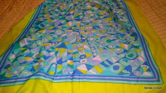 Emilio Pucci EMILIO PUCCI 100% AUTHENTIC SHAWL