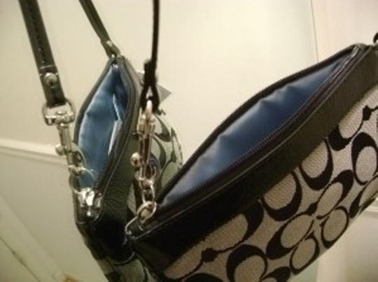 Coach Purse Wristlet in Black