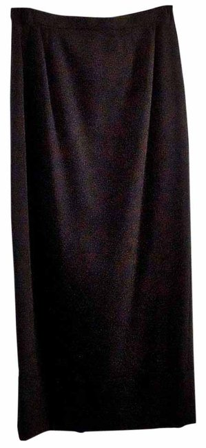 Amanda Smith Polyester Skirt black