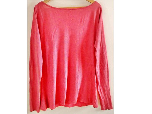 lucy Cotton Top rose
