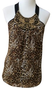 Other animal print Halter Top