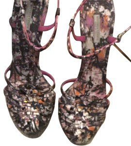 Bottega Veneta Amethyst Pumps