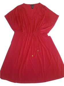 Spense short dress Candy Apple Red on Tradesy