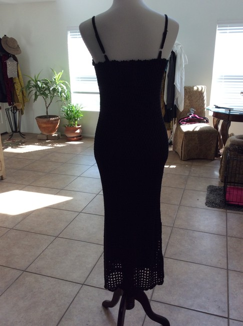 Black Maxi Dress by VENUS