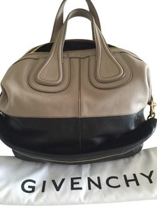 Givenchy Satchel in Beige and Black
