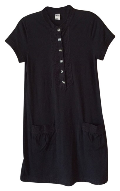 Preload https://item2.tradesy.com/images/gentle-fawn-black-mid-length-short-casual-dress-size-8-m-3742831-0-0.jpg?width=400&height=650