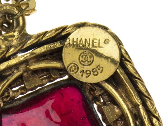 Chanel Chanel Vintage Pendant Necklace