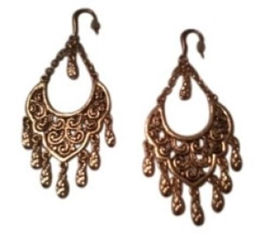 Other Just Jewelry Lightweight Gold-Toned Earrings