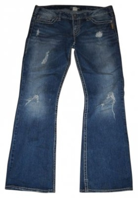 Preload https://img-static.tradesy.com/item/37432/silver-jeans-co-blue-medium-wash-name-pioneer-western-glove-works-boot-cut-jeans-size-32-8-m-0-0-650-650.jpg