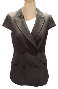 Rag & Bone Charcoal Grey Blazer