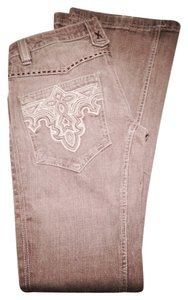 Antik Denim Flare Leg Jeans-Light Wash