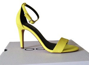 ALDO Ankle Strap Yellow Sandals