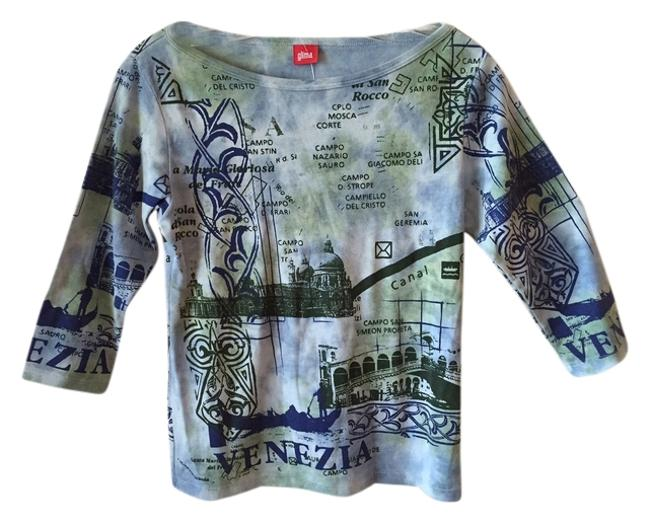 Preload https://item2.tradesy.com/images/glima-blue-print-tee-shirt-size-8-m-3743356-0-0.jpg?width=400&height=650