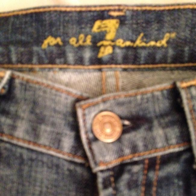 7 For All Mankind Designer Jeans 's Boot Cut Pants