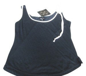 To the Max Top Black/ Ivory