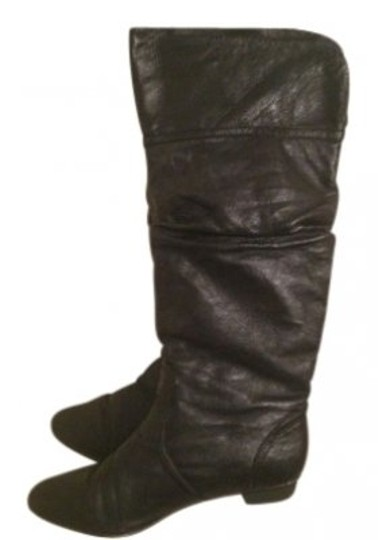 Preload https://item5.tradesy.com/images/steve-madden-black-cadence-leather-knee-high-bootsbooties-size-us-85-37439-0-0.jpg?width=440&height=440
