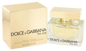 Dolce&Gabbana The One By Dolce & Gabbana Eau De Parfum Spray 1.7 Oz