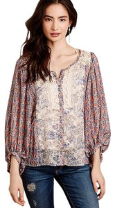 Anthropologie Hd In Paris Chinoiserie Top