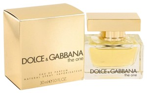 Dolce&Gabbana The One By Dolce & Gabbana Eau De Parfum Spray 1 Oz