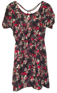 Other short dress Multi Summer Floral on Tradesy