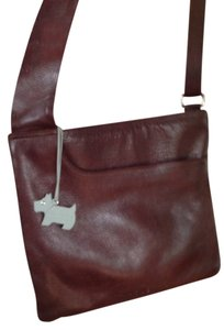 Hilary Radley Leather Cross Body Bag