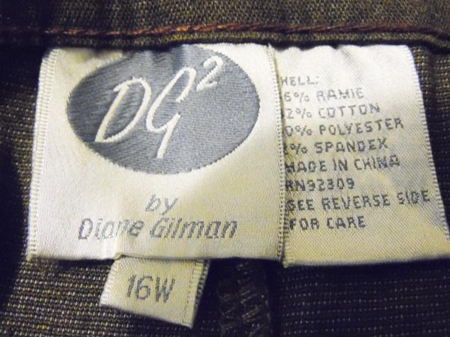 DG2 by Diane Gilman Boot Cut Jeans Image 11