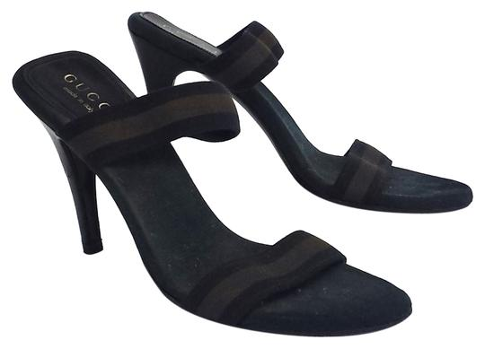 Preload https://item3.tradesy.com/images/gucci-navy-and-brown-sandals-size-us-95-3744862-0-0.jpg?width=440&height=440