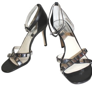 Michael Kors Heels 8.5 BLACK Sandals