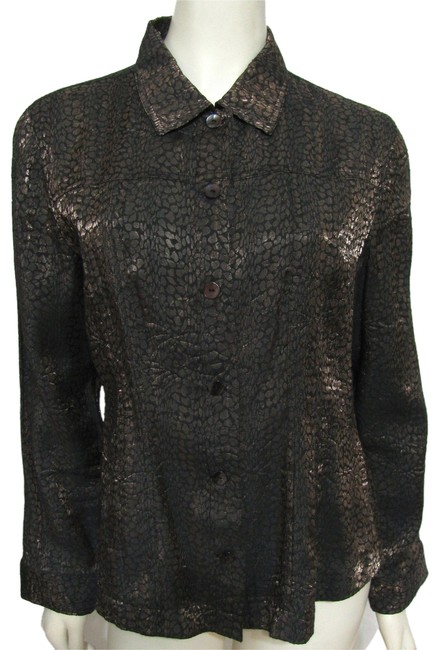 Preload https://img-static.tradesy.com/item/3745939/chico-s-brown-copper-metallic-buttoned-shirt-button-down-top-size-8-m-0-0-650-650.jpg