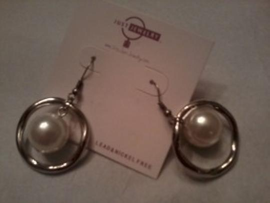 Other Just Jewelry Diamonds and Pearls Set