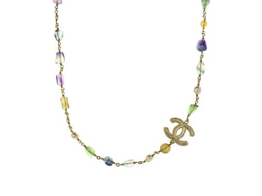 Chanel Chanel Byzance Necklace