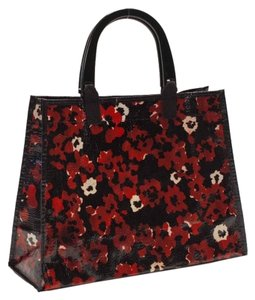 Blue Q Yes Tote in Red
