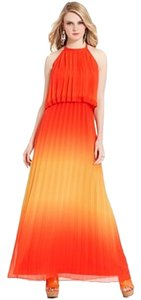 Orange Maxi Dress by Jessica Simpson